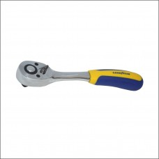 "Ratchet Handle Curved 1/2"" Sq. Drive"